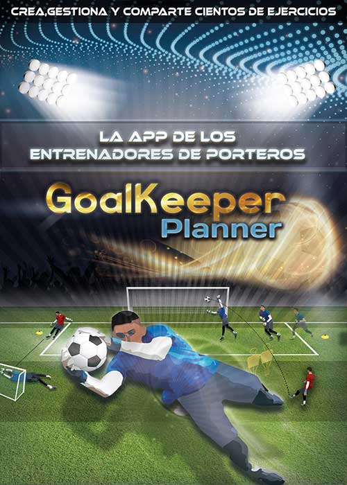 APP software goalkeeper planner