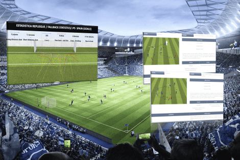 Withdrawal improvement tasks for the goalkeeper