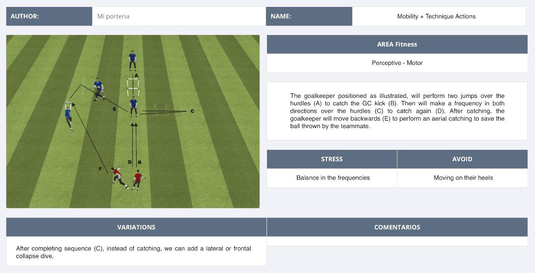 2 Mobility + technique actions