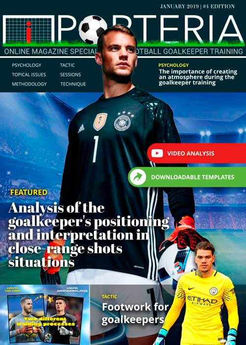 Goalkeeper Training Magazine