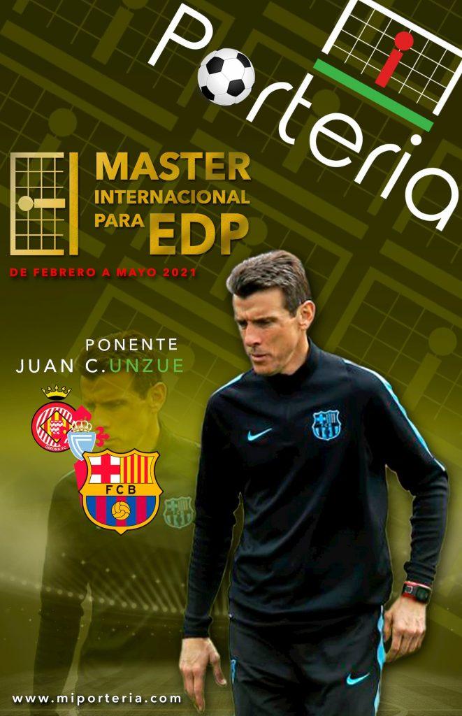 Unzue fc Barcelona entrenador de porteros